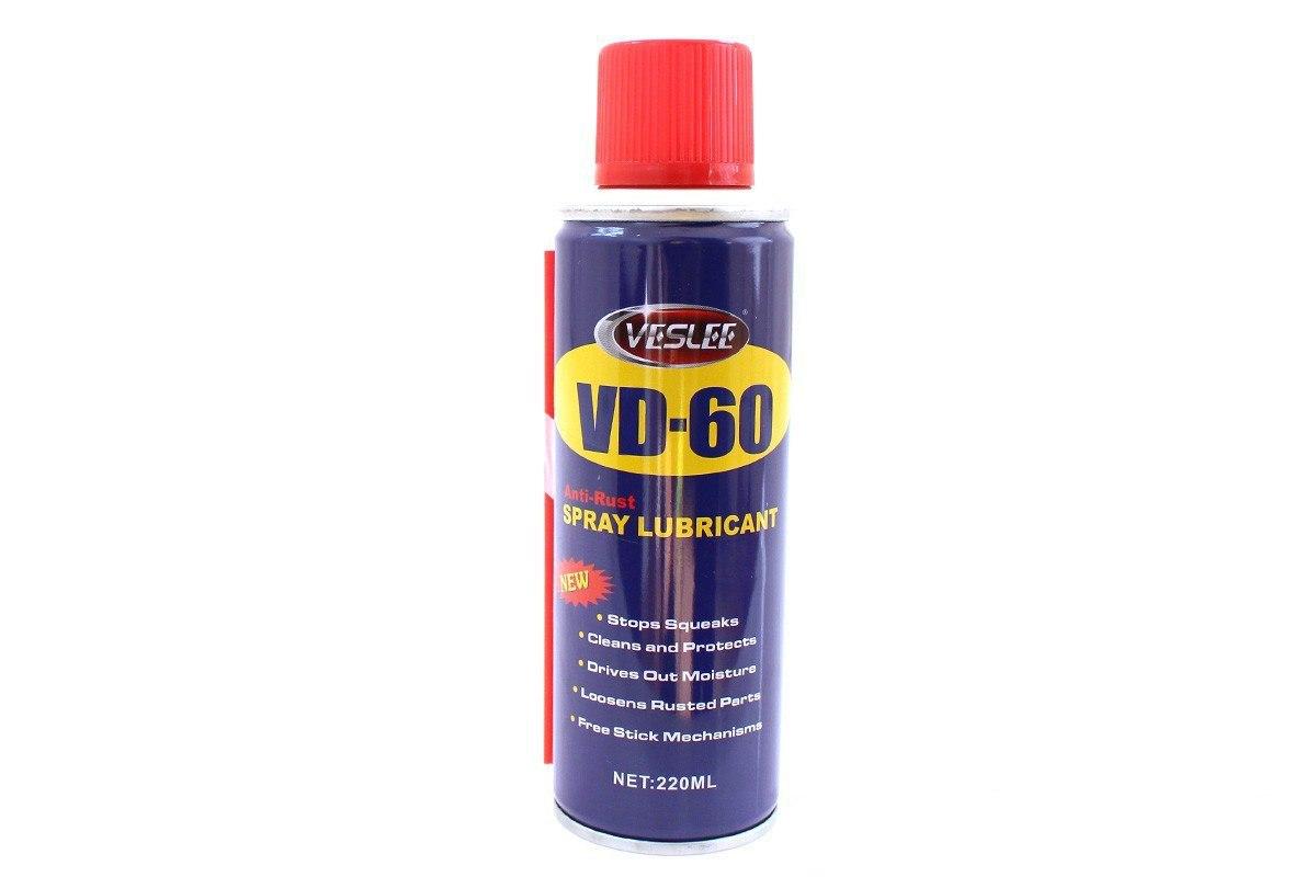 Odrdzewiacz VD-60 220ml - GRUBYGARAGE - Sklep Tuningowy